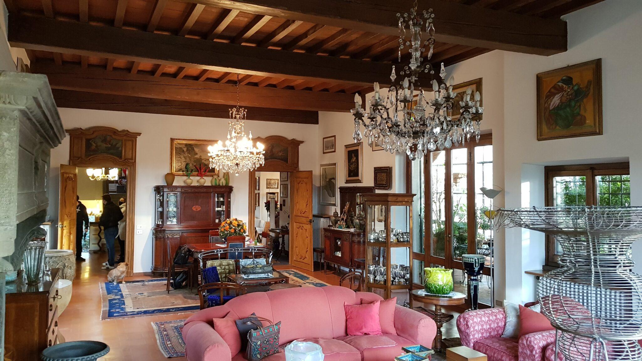 Ristrutturazione Villa Di Lusso